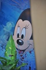 Minnie Mouse at Anna and Elsa's Boutique (Barry Wallis) Tags: egg minniemouse dlr easteregghunt downtowndisney dtd disneylandresort barrywallis elsaandannasboutique