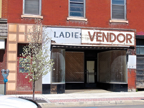 Ladies Vendor, Lewistown, PA