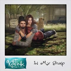 KaTink - In My Grasp (Marit (Owner of KaTink)) Tags: photography sl secondlife 60l katink my60lsecretsale annemaritjarvinen salesinsl