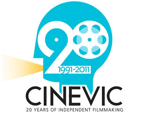 Cinevic logo colour med