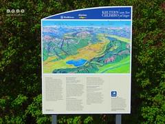 Sdtirol - South Tyrol (Italy) - Alto Adige - Italia > Informationstafel (warata) Tags: italien italy alps italia schild alpen sdtirol altoadige southtirol dolomiten wegweiser 2016 warnschild infotafel hinweistafel