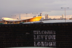 (sflangridge) Tags: sunset london leyton aphotoaday