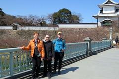 Kanazawa Castle (pennykaplan) Tags: japan nancy penny kanazawa leena kanazawacastle