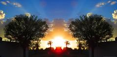 Ocaso y cmulos (jerodamor@yahoo.com.mx) Tags: sol coahuila ocasos torren ocasostorren