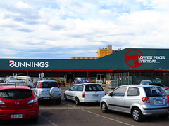Bunnings (former Lloyds) Windsor Gardens (RS 1990) Tags: shoppingcentre april adelaide former thursday southaustralia lloyds bunnings 28th 2016 windsorgardens