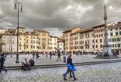 Gente a passeggio (kalosphoto) Tags: street square piazza venezia fvg giulia friuli udine sangiacomo matteotti
