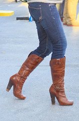 2016-01-03 (75) boots at Laurel Park (JLeeFleenor) Tags: girls woman brown photography donna md shoes boots photos femme mulher maryland jeans footwear heels frau vrouw buckles dona wanita  tightjeans   kneehigh kvinne   nainen kobieta footgear   kvinde ena  kvinna kadn n lamujer    marylandhorseracing  marylandracing ngiphn