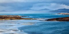 Traigh Mhor Bay (David Jones 2) Tags: beach bay scotland outer barra hebrides mhor traigh