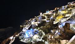 Oia, Santorini, Greece (Alona Azaria) Tags: night santorini shore oia 2470mmf28 nikond800