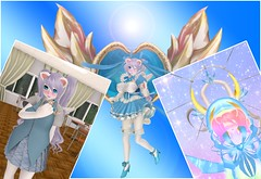 SOS Ribbon-Chan (SerenitySemple) Tags: anime fashion furry transformation cosplay manga secondlife kawaii lolas ayashi henshin magicalgirl mokyu barerose aii animehead utilizator cubiccherrykreations kreaokujisawa blackfashionfair kawaiiproject cuteordie