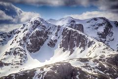 Bidean nam Bian (OutdoorMonkey) Tags: mountain snow scotland peak ridge glencoe bideannambian stobcoirenanlochan mealldearg stobcoirenambeith