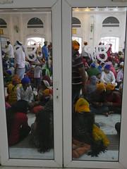 SikhTempleNewDelhi039 (tjabeljan) Tags: india temple sikh newdelhi gaarkeuken sikhtemple gurudwarabanglasahib