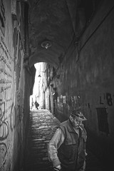 Man (-Makar79-) Tags: people blackandwhite streetphotography 6d canonef24mmf14liiusm
