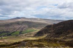 Towards Pen Y Fan ([Scott]) Tags: mountains wales pen fan fuji y hills craig brecon beacons cerrig morraine x100s glesiad