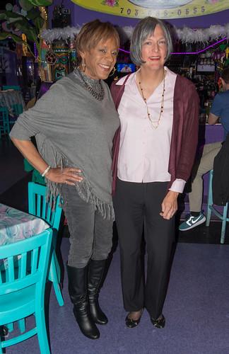 Two Smiling Ladies!