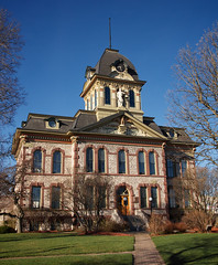 Chippewa County Courthouse (daveumich) Tags: michigan upperpeninsula saultstemarie