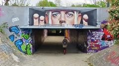 Smates / Woluwe - 22 apr 2016 (Ferdinand 'Ferre' Feys) Tags: brussels streetart graffiti belgium belgique belgi bruxelles urbanart graff brussel graffitiart bxl artdelarue urbanarte