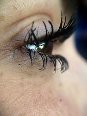 Macro occhio (Dadolicchio) Tags: brown macro eye girl occhio marrone ragazza ciglia