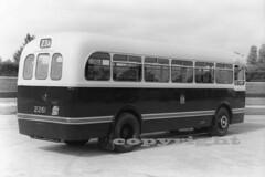 Birmingham City Transport 2261 (GARDNER8LXB) Tags: leyland bct mcw 2261 birminghamcitytransport chassisless leylandolympic joj261