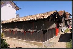 Cabane de pcheur  Bassin d'Arcachon (Les photos de LN) Tags: bois cabane bassindarcachon pcheurs lherbe aquitaine filets