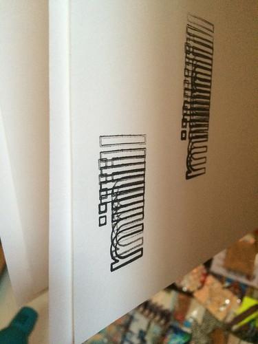 "dot /dash letterpress tests • <a style=""font-size:0.8em;"" href=""http://www.flickr.com/photos/61714195@N00/23482728394/"" target=""_blank"">View on Flickr</a>"