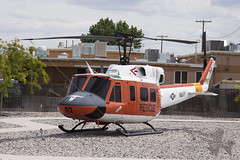 Bell UH-1N Iroquois 158272 (Newdawn images) Tags: bell aircraft aviation nevada helicopter preserved fallon usnavy iroquois unitedstatesnavy uh1n nasfallon 158272