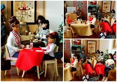 Little Bit of Lunch - Boolsters Brew (rata-tat-tat) Tags: dolldiorama barbiediorama poppyparker barbiepivotal poppyparkersabrina