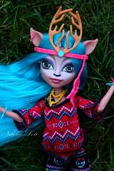 Monster High Isi Dawndancer Brand-Boo Students (Nikola Doll) Tags: students monster high doll mattel isi dawndancer brandboo