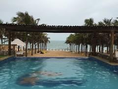 Canoa Quebrada, CE. (Elias Rovielo) Tags: family pink vacation chuva férias rainy ceará buggy dunas ce lagoas nordeste cvc canoaquebrada rosachoque comemoção chegamaisbeach chegamaisbeachloungerestaurante beachparkwellnessresort brasilfamília