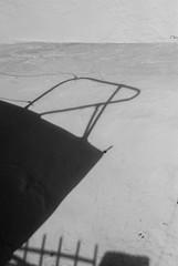 Marinero en tierra (Sili[k]) Tags: light shadow bw espaa white abstract black muro byn blanco luz wall de pared cabo nikon san barco shadows sheep y negro sombra minimal gata minimalismo jos sombras almera abstracta minimalista proa nikonistas parquenaturalcabodegata d3000