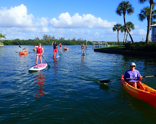 12_29_15  kayakpaddleboard tour Lido Key Florida 16