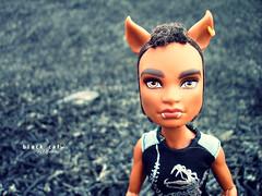 Clawd Wolf (seiya_mooncat) Tags: boy boys werewolf photo wolf doll dolls photoshoot photos guys mh mattel basic 2015 monsterhigh clawdwolf osalina monsterhigh2015