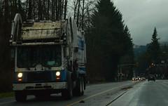 Maple Ridge (Ian Threlkeld) Tags: garbage nikon flickr driving bc britishcolumbia semi explore trucks waste refuse pnw mapleridge ff irt garbagetrucks d7000