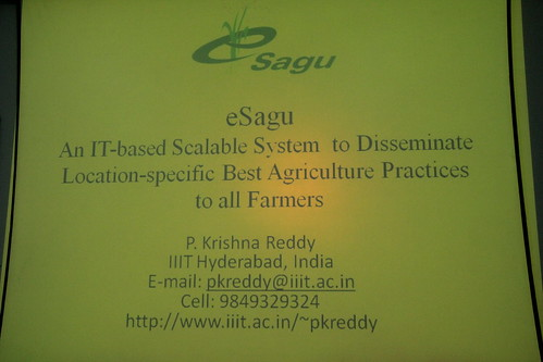 "Hyderabad - NIRD ICT for rural development <a style=""margin-left:10px; font-size:0.8em;"" href=""http://www.flickr.com/photos/47929825@N05/24266637792/"" target=""_blank"">@flickr</a>"