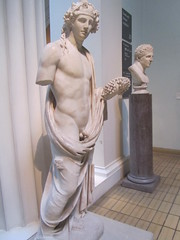 UK - London - Bloomsbury - British Museum - Ancient Greece collection - Dionysos (JulesFoto) Tags: uk england sculpture london bloomsbury britishmuseum dionysos ancientgreececollection
