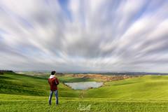 tuscany landscape (Emanuele Brilli) Tags: italy clouds landscape nikon italia nuvole 7100 val tuscany crete siena pienza toscana valdorcia umbria cretesenesi arezzo asciano dorcia orcia sanquirico senesi rapolano