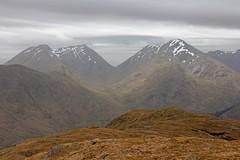 The Great Divide (RoystonVasey) Tags: mountain canon eos scotland zoom m 1855mm stm loch corbett arkaig sgurr bheinn fraoch strathan mhurlagain