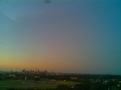 Sydney 2016 Feb 10 20:08 (ccrc_weather) Tags: sky evening outdoor sydney australia automatic kensington feb unsw weatherstation 2016 aws ccrcweather