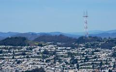 Sutro Tower (Riex) Tags: sanfrancisco california city urban tower radio landscape town tour view sutro paysage sfba antenne antenna ville californie emitter amount airwaves a900 minoltaamount tamronsp70300mmf456divcusd