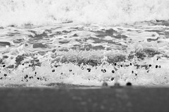 Stones in the Surf (Magicsparkles) Tags: sea surf waves stones freshwater freshwaterbay
