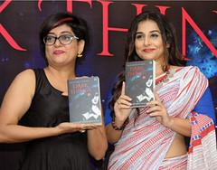 MUMBAI - Bollywood actor Vidya Balan releasing a book 'Dark Things' authored by Sukanya Venkatraghavan in Mumbai on Monday night. (legend_news) Tags: india by night dark book things bollywood actor maharashtra monday mumbai vidya sukanya balan releasing authored venkatraghavan