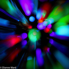 029/366 Warp Speed (Tewmom) Tags: light abstract blur color macro texture bright zoom january depthoffield day29366 29jan16 366the2016edition 3662016