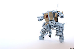 H.A.W. - Heavy Assault Walker (Devid VII) Tags: trooper detail dark soldier rebel war lego military details tan assault troopers walker wars minifig minifigs heavy vii mecha mech moc 2016 devid darktan wlaker foitsop devidvii