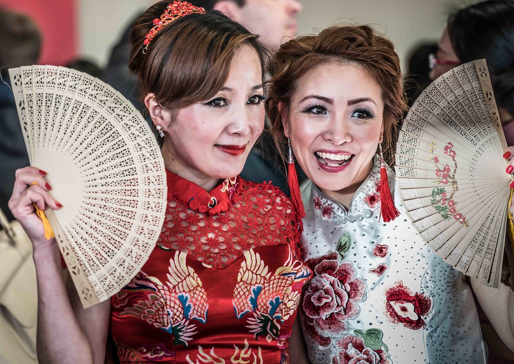 CHINESE COMMUNITY IN DUBLIN CELEBRATING THE LUNAR NEW YEAR 2016 [YEAR OF THE MONKEY]-111573