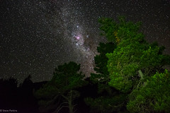Southern Sky's from Hamner Springs, New Zealand