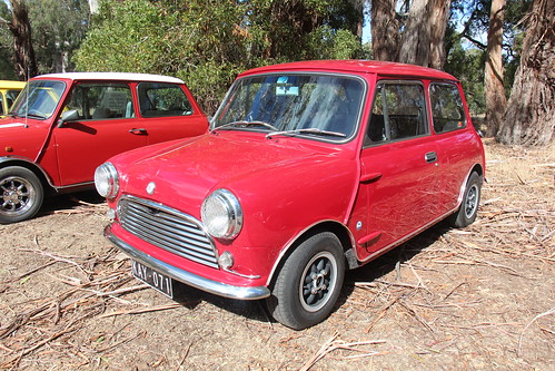 1969 Morris Mini K Saloon