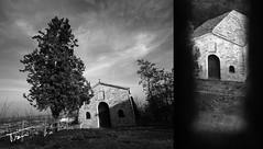 (Matteo Trevisani) Tags: bw castello cappella efs1022mm casalgrande casalgrandealto ef75300mmisusm