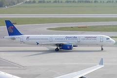 Egypt Air Airbus 321-231 SU-GBV (c/n 0