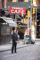 Albert (Marcelo Barrera Photography) Tags: street new york nyc portrait beauty fashion nikon bokeh f2 200mm d810
