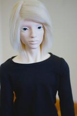 Boris (Ise-Bandit) Tags: ball asian rebel doll little boris bjd resin dollfie abjd joint lr aleksander
